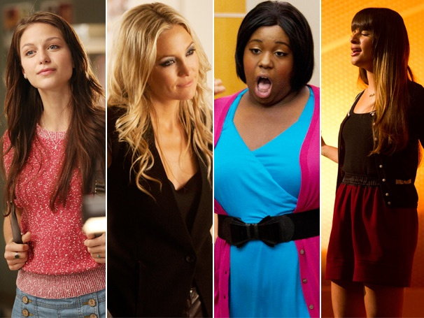 Glee Report Card: See If 'The New Rachel' Made the Grade