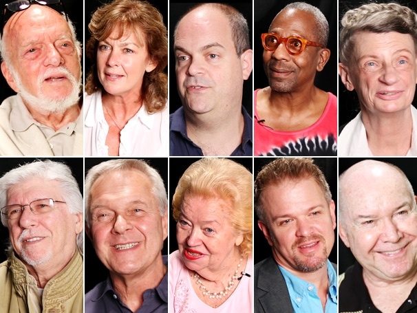 Exclusive! Watch Over a Dozen Theater Vets Share Stories for Broadway Salutes