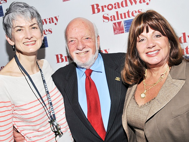 Hal Prince, Laura Osnes and More Honor Theater Vets at Broadway Salutes