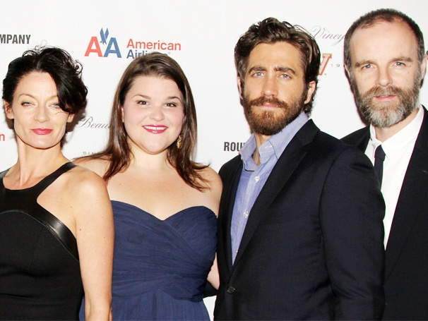 Jake Gyllenhaal & the Cast of If There Is I Haven't Found It Yet Celebrate a Triumphant Opening Night