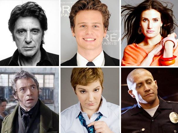 Al Pacino Needs Therapy, Jonathan Groff Makes a Bride Blush and More Lessons of the Week