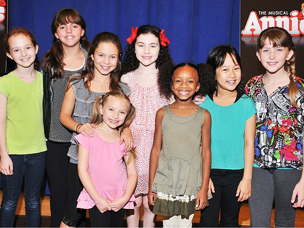 Adorable Annie Orphans Heading to TV in New PBS Documentary It's The Hard Knock Life