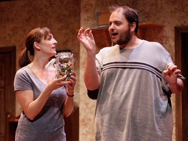 Autism Drama Falling, Starring Julia Murney and Daniel Everidge, Opens Off-Broadway  