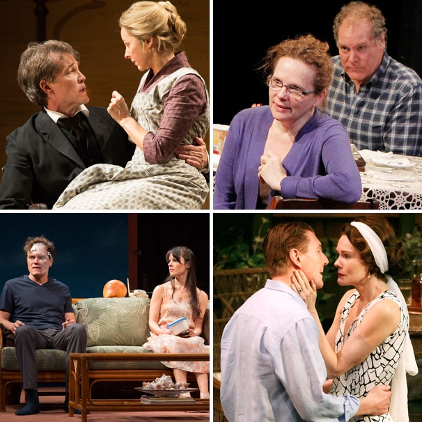 Everything's Relative! Meet Five Talented Families Who Share NYC Stages This Fall