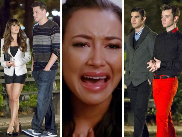 Glee's Best Episode Ever! High Marks All Around For 'The Break-Up'