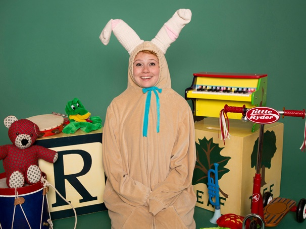 Kristin Parker and More Hop to Off-Broadways The Velveteen Rabbit 