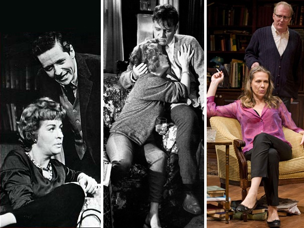 Make Me a Drink! A 50-Year Boozing, Brawling Retrospective of Edward Albee's Who's Afraid of Virginia Woolf?