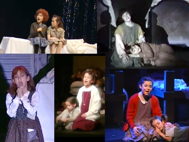 Annie Video Roundup! We Pick Five Fabulous Community Theater Performances of 'Maybe'