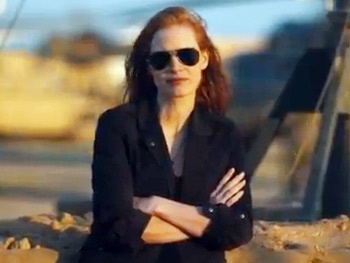 Watch Jessica Chastain Hunt Down Osama Bin Laden in New Zero Dark Thirty Trailer