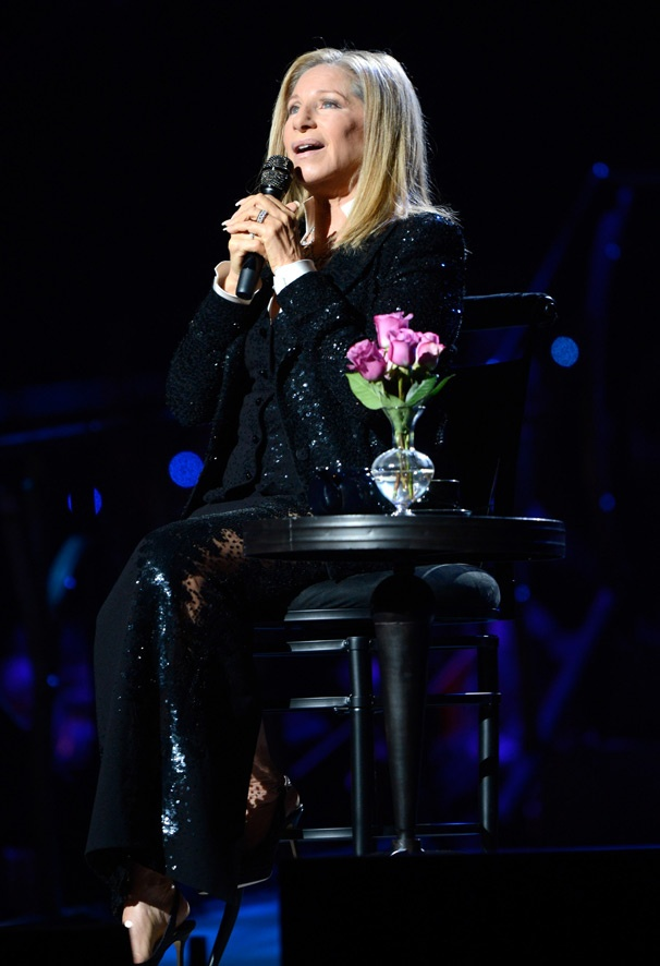 See a Sparkling Barbra Streisand Get Back to Her Brooklyn Roots with Homecoming Concert