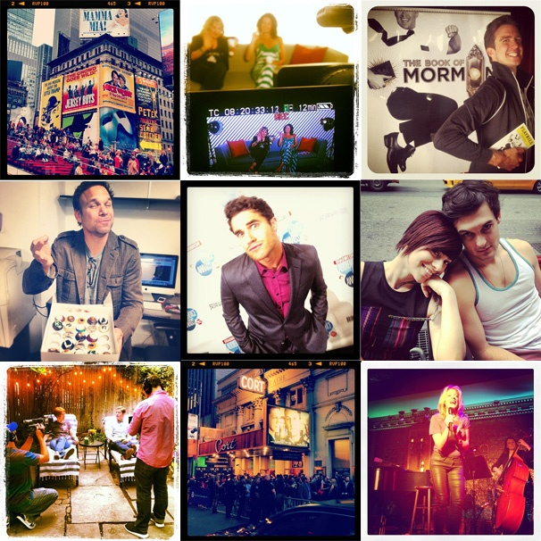 Follow Broadway.com on Instagram for Exclusive Behind-the-Scenes Pictures!
