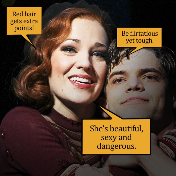 Laura Osnes Dons a Beret and Offers Pointers on Becoming 'Sexy, Dangerous' Bonnie Parker for Halloween