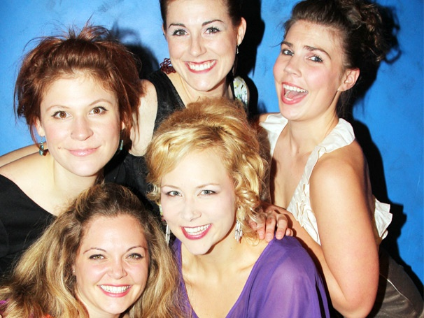 Yum! The Hilarious Ladies of 5 Lesbians Eating a Quiche Come Out on Top on Opening Night