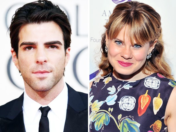Zachary Quinto, Celia Keenan-Bolger & Brian J. Smith to Join Cherry Jones in A.R.T.s The Glass Menagerie