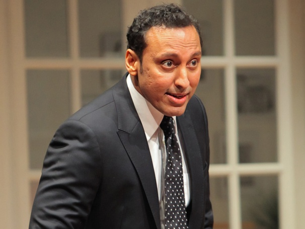 Disgraced, Starring Aasif Mandvi, Extends for Second Time at Lincoln Center Theater