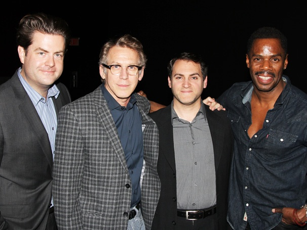 Broadway at the Movies! Stephen Spinella, Michael Stuhlbarg & Colman Domingo Preview Lincoln at Actors Fund Screening