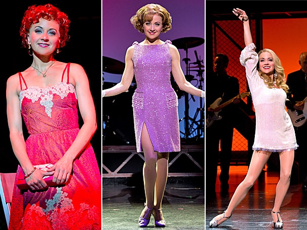 Kara Tremel Dons Her 15 (!) Costume Changes in Jersey Boys on Tour