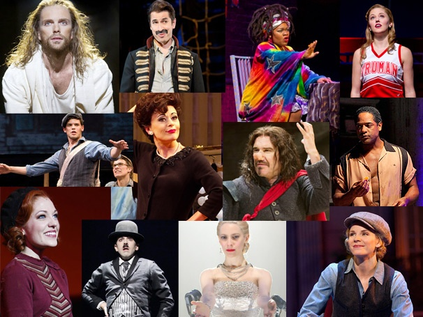 Weekend Poll: What's the Hottest Broadway-Themed Halloween Costume of 2012?