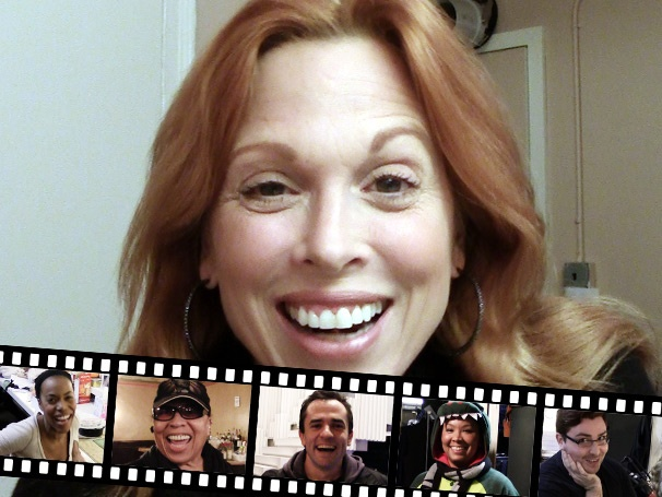 Follow Me: Backstage at Scandalous with Carolee Carmello, Episode 2: Weathering the Storm