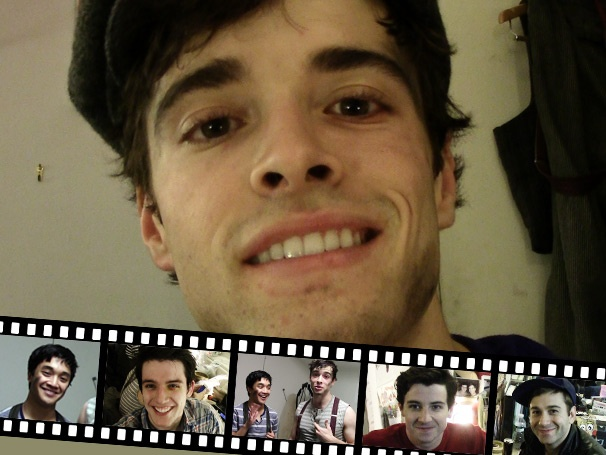 King of New York, Episode 6: Star Corey Cott Gets the Scoop on Debuts in Newsies