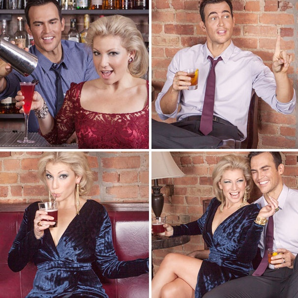 The Performers Pair Cheyenne Jackson and Ari Graynor Drink and Dream About Their Lives as Porn Stars