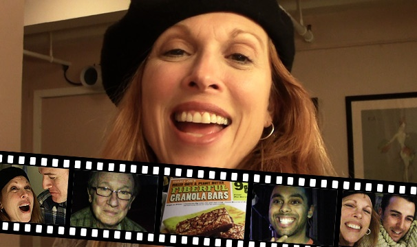 Follow Me: Backstage at Scandalous with Carolee Carmello, Episode 3: Snacktastic!