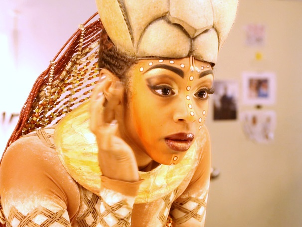 Chantel Riley Takes Pride in Her Transformation into Nala, the 'Very Fierce' Lion King Princess