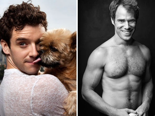 Michael Urie and Spider-Man's Matthew Wilkas Join the 'Out 100' List