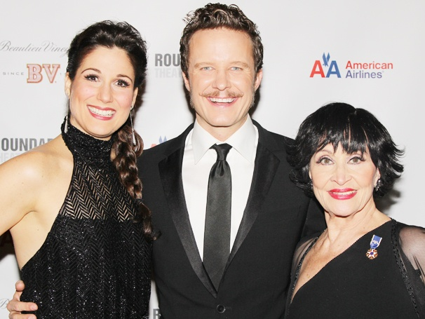 Chita Rivera, Stephanie J. Block and the Cast of The Mystery of Edwin Drood Dress to Kill on Opening Night