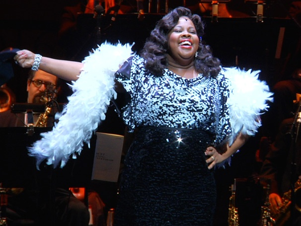 Hot Video! Let Amber Riley and the Cast of Cotton Club Parade Transport You to the 'Hottest Nightclub in the World