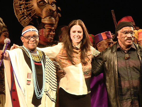 Julie Taymor and The Lion King Company Open Up About 15 Magical Years on Broadway