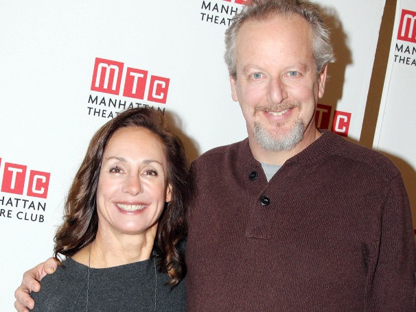 Laurie Metcalf, Daniel Stern & the Cast of The Other Place Meet the Press