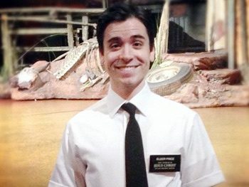 What's Up, Matt Doyle? Broadway's Newest Mormon on Joining the 'Explosive' Hit and Why It's No War Horse