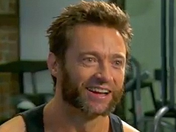 Head Inside the Gym as Hugh Jackman Talks Les Miz and Wolverine on 60 Minutes
