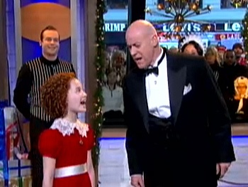 The Cast of Annie Brings Christmas Cheer to Good Morning America
