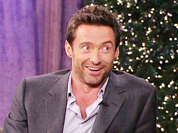 Les Miz's Hugh Jackman Talks Climbing Mt. Fuji and Road Tripping Through France on Jimmy Kimmel Live