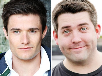 Mark Evans and Christopher John O'Neill Step Into The Book of Mormon's National Tour