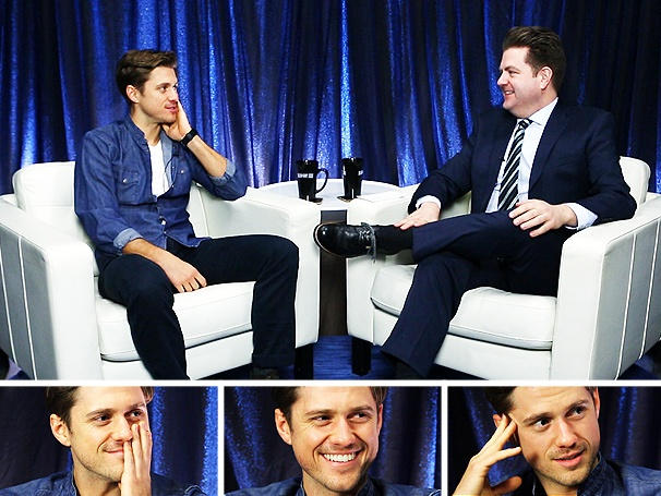 Aaron Tveit on 'Carrying the Broadway Banner' in Les Misérables, Bar Fights with Russell Crowe & Why He Won't Tweet