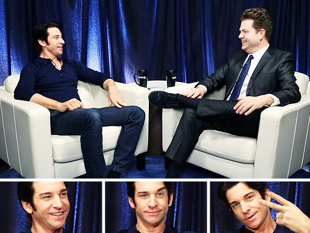 Edwin Drood Hunk Andy Karl on Bustle Fluffing, 'Showbrows' and Sparring with Stallone