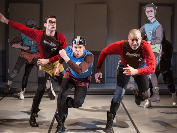 Get a First Look at Off-Broadway's Wild Roller Derby Comedy The Jammer