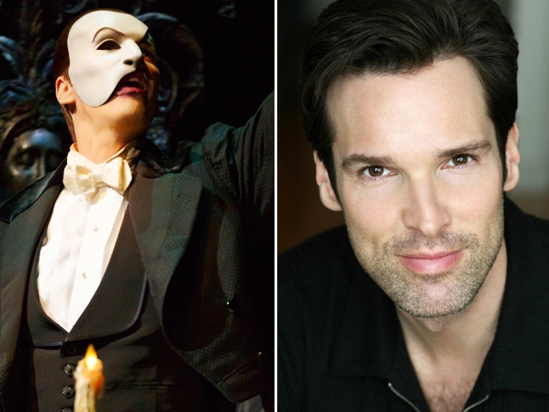Broadway's Longest Running Phantoms Tell All! Current Star Hugh Panaro on Serenading the Monkey & the Runaway Gondola
