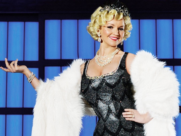 Jennifer Ellison Joins the West End Cast of Singin' in the Rain