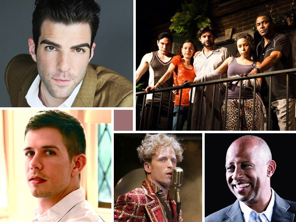 Zachary Quinto Enters the Menagerie, Jerry Lee Lewis & Elvis Rock Sin City and More Cross-Country Highlights