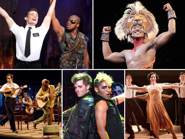 Atlanta's 2013-2014 Season Will Include The Book of Mormon, The Lion King and More