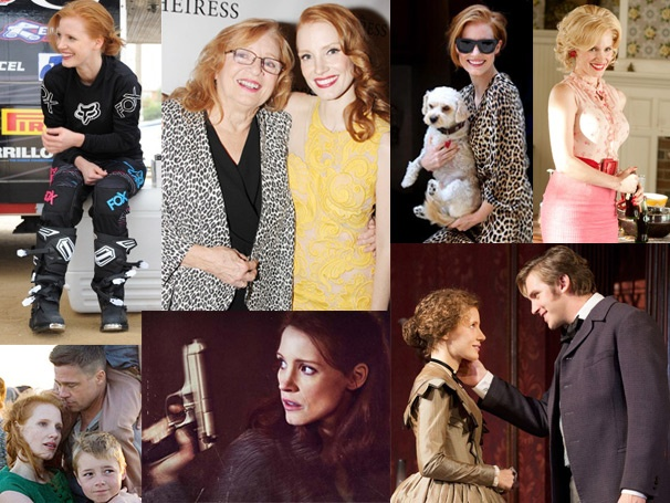 Why Can't We Be More Like Jessica Chastain? Six Reasons Why The Heiress Star Is the Most Awesome Woman Alive