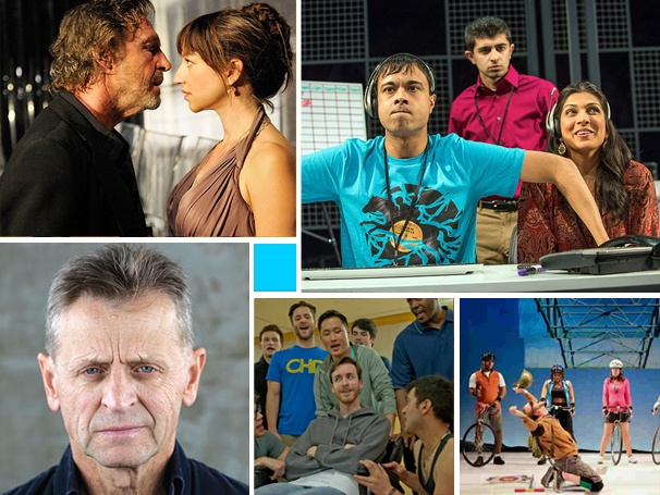 Baryshnikov Leaps to the Stage, Hedda Gabler Cools Down the Kennedy Center and More Cross-Country Highlights