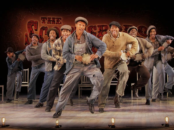 Susan Stroman to Direct The Scottsboro Boys at London's Young Vic
