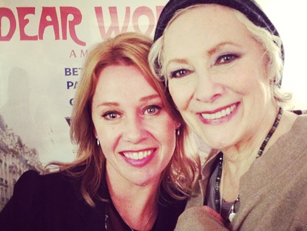 Open Your Heart! Carrie Original Stars Betty Buckley and Linzi Hateley Reunite in London