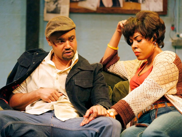 Fiery Drama Detroit '67, Starring De'Adre Aziza, Opens at the Public