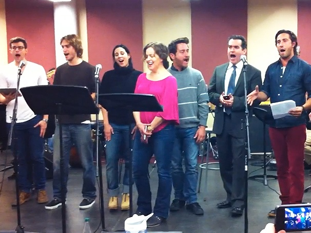 Electric 'Light'! Next to Normal American & Argentinian Casts Come Together for Kitt/Yorkey Concert